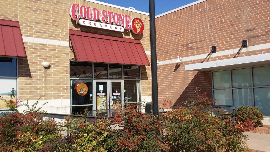 Cold Stone Creamery - Dayton SEO Agency Edmond